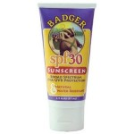 Badger Baby Sunscreen (SPF) Creams